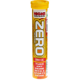 High5 Electrolyte Sports Drink Zero Tabs 20 Pieces, Unflavoured